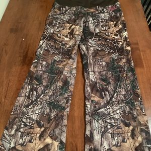 Realtree Camouflage Pants